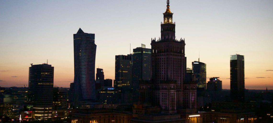 Reisebericht Warschau